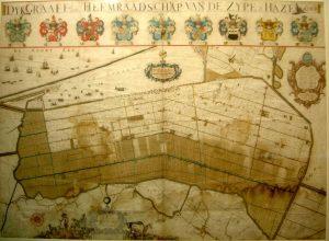 De grote Zoutman-kaart van de Zijpe; 2e uitgave